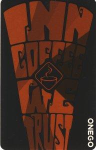 Coffee Inn lojalumo kortelė