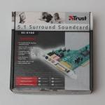 Trust SC-5100 garso plokštės dėžutė