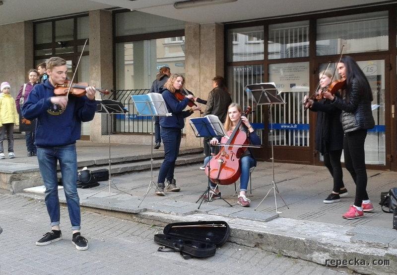 Gatvės muzikos diena 2015 Vilniuje