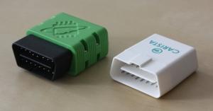 OBDLink LX ir Carista OBD2 adapteriai