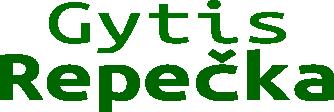Gytis Repečka Retina Logo