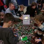 Robotiada 2017: Minecraft pasaulio statybos