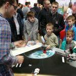 Robotiada 2017: Lego robotų misijos