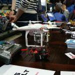 Robotiada 2017: dronai