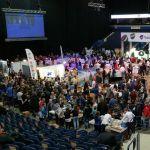 Robotiada 2017: pagrindinė salė