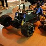 Robotiada 2017: automobilis