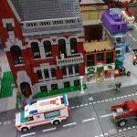 Robotiada 2017: Lego miestas