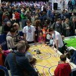 Robotiada 2017: robotų varžybos