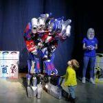 Robotiada 2017: Transformeriai