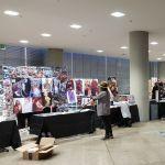 Comic Con Baltics 2017: prekyba