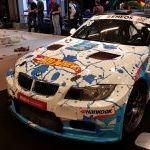 Comic Con Baltics 2017: Team Hot Wheels automobilis BMW M3