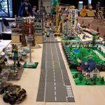 Comic Con Baltics 2017: Litlug LEGO miestas