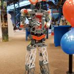 Comic Con Baltics 2017: robotas