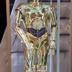 Comic Con Baltics 2017: Star Wars robotas C-3PO