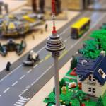 Comic Con Baltics 2017: Litlug Vilniaus TV bokštas iš LEGO