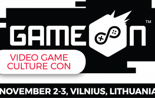 GameOn 2018 logo