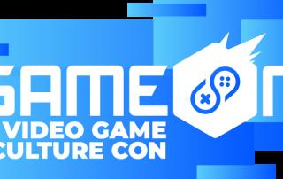 GameOn 2019 logo